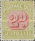 [Numeral Stamps - New Watermark, type C27]