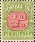[Numeral Stamps - New Watermark, type C31]