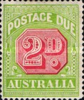 [Numeral Stamps - New Watermark, type C34]