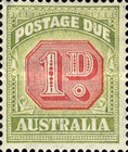 [Numeral Stamps - Different Perforation & Redrawn Frame, type C41]