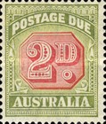 [Numeral Stamps - Different Perforation & Redrawn Frame, type C42]