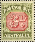 [Numeral Stamps - Different Perforation & Redrawn Frame, type C43]