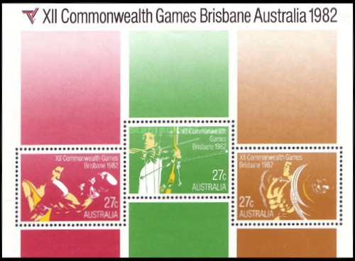 [The 12th Anniversary of the Commonwealth Games - Brisbane, type ]