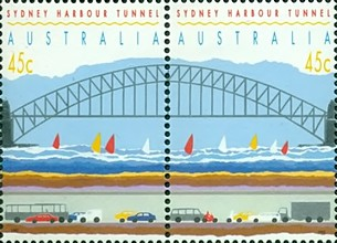 [Sydney Harbour Tunnel, type ]