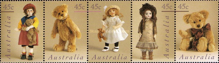 [Dolls and Teddy Bears, type ]