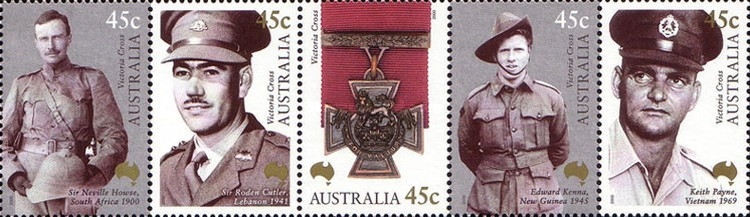 [Victoria Cross Recipients, type ]