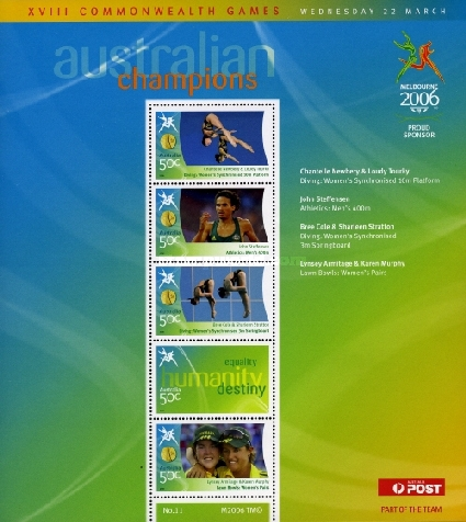 [Commonwealth Games Gold Medal Winners, type ]