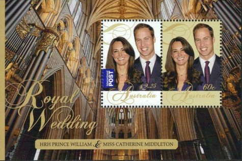 [Royal Wedding - Prince William and Catherine Middleton, type ]