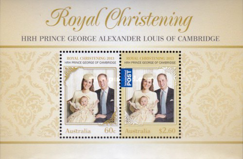 [Royal Christening - HRH Prince George Alexander Louis of Cambridge, type ]