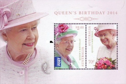 [The 88th Anniversary of the Birth of Queen Elizabeth II, type ]