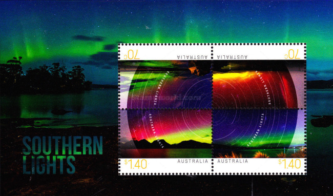 [Southern Lights, type ]