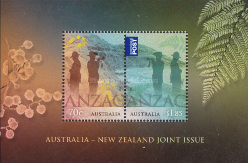 [ANZAC - Joint Issue with New Zealand, type ]