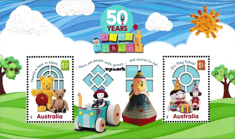 [The 50th Anniversary of Play School, type ]