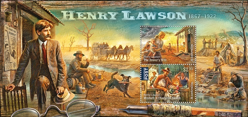 [The 150th Anniversary of the Birth of Henry Lawson, 1867-1922, type ]