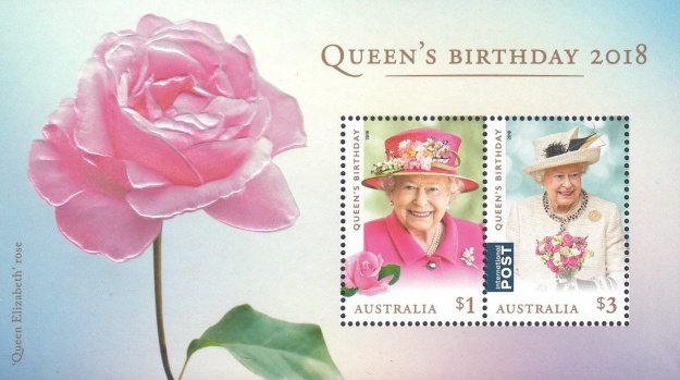 [The 92nd Anniversary of the Birth of Queen Elizabeth II, type ]