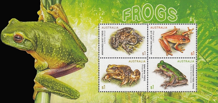 [Frogs, type ]