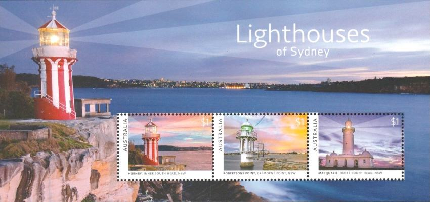 [Lighthouses of Sydney, type ]
