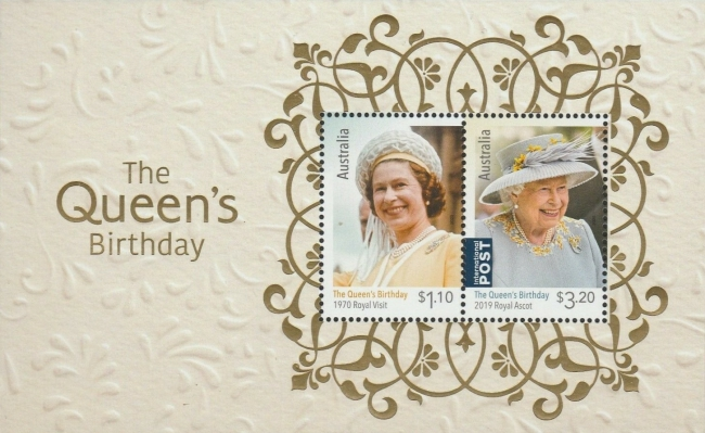 [The 94th Anniversary of the Birth of Queen Elizabeth II, type ]