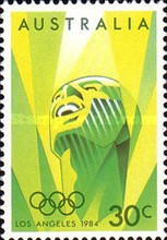 [Olympic Games - Los Angeles, type ABW]