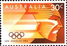 [Olympic Games - Los Angeles, type ABX]