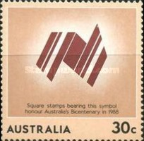 [The 200th Anniversary of the Colonization of Australia, type ACK]