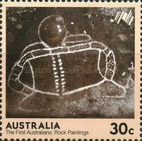 [The 200th Anniversary of the Colonization of Australia, type ACM]