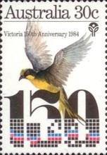 [The 150th Anniversary of Victoria, type ACT]