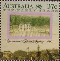 [The 200th Anniversary of the Colonization of Australia - The Early Years, 1788-1809, type AKG]