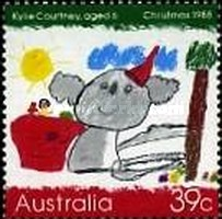 [Christmas - Children`s Drawings, type ALH]