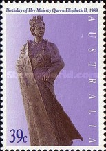 [The 63rd Anniversary of the Birth of Queen Elizabeth II, type ALW]