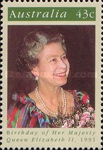 [The 65th Anniversary of the Birth of Queen Elizabeth II, type APM]