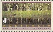 [Wetlands - Imperforated Vertical, type AQS]