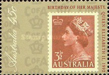 [The 66th Anniversary of the Birth of Queen Elizabeth II, type ARG]