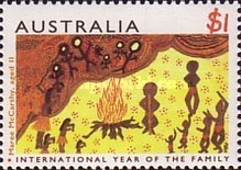 [International Year of the Family, type AUT]