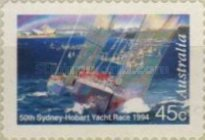 [Sydney-Hobart Yachting Race - Self Adhesive Stamps, type AVX1]