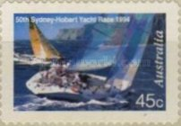 [Sydney-Hobart Yachting Race - Self Adhesive Stamps, type AVY1]