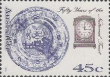 [The 50th Anniversary of National Trust, type AWJ]