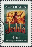 [The 100th Anniversary of the Cinema - Movie Posters - Self-Adhesive, type AWX1]