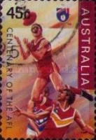 [The 100th Anniversary of the Australian Football League, type AYP1]