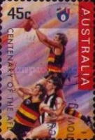 [The 100th Anniversary of the Australian Football League, type AYS1]