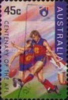 [The 100th Anniversary of the Australian Football League, type AYT1]