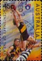 [The 100th Anniversary of the Australian Football League, type AYU1]