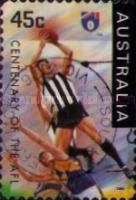 [The 100th Anniversary of the Australian Football League, type AYX1]