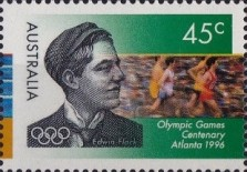 [The 100th Anniversary of Modern Olympic Games - Olympic and Paralympic Games - Atlanta, type AZJ]