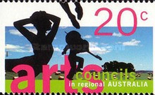 [The 50th Anniversary of the Councils in regional Australia, type AZU]
