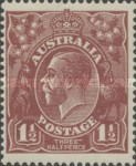 [King George V, type B7]