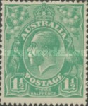 [King George V, type B8]