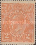 [King George V, type B9]