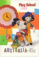 [Popular TV Shows for Children - Self-Adhesive, type BGB1]