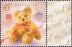 [Greeting Stamps, type BGQ]